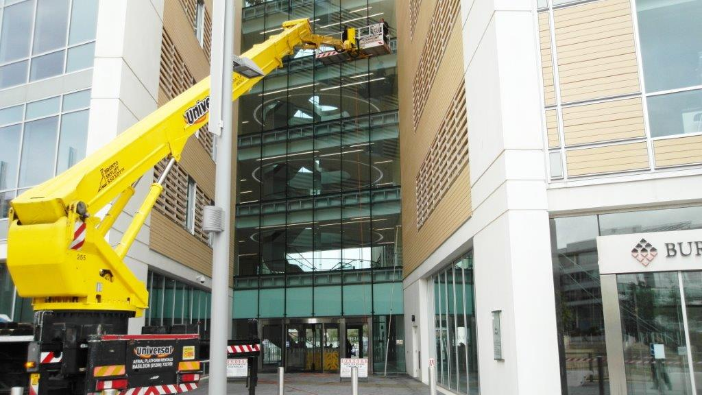 Click to view eyebolt and safety services from Taskforce UK Ltd. One of the top UK work at height specialists. Call 01252 784 520 for more details.