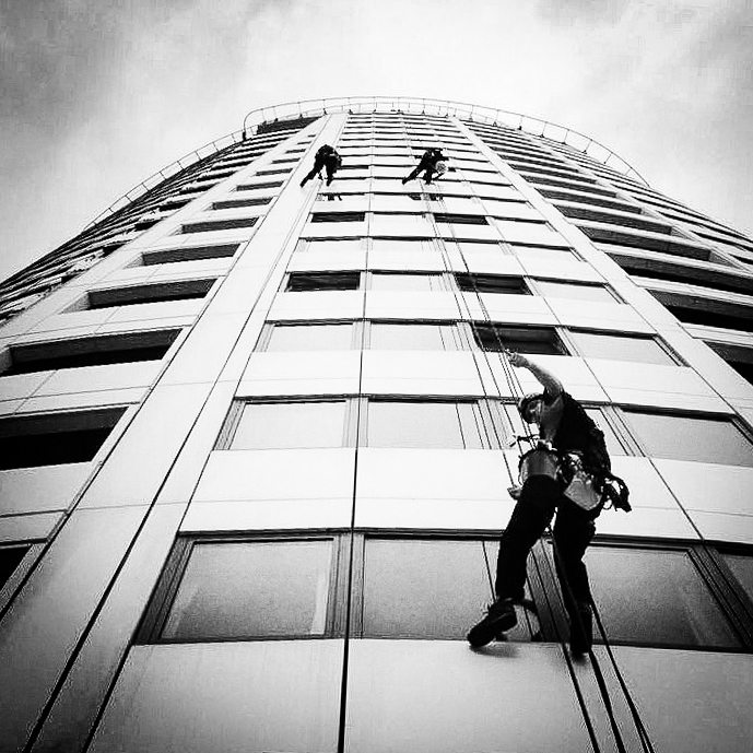Taskforce UK Ltd are one of the UK's leading 'work at height' and rope access specialists. To find out more please visit our website or call 01252 784 520.